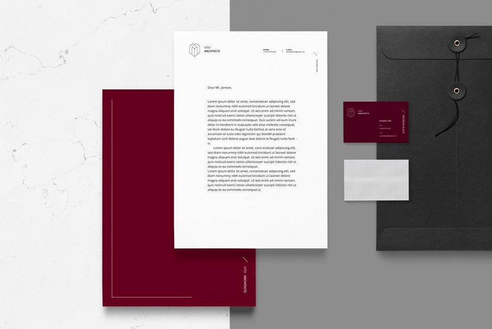 Визуальная идентификация фирмы - брендинг, брошюры, логотип, бизнес-папки, визитки