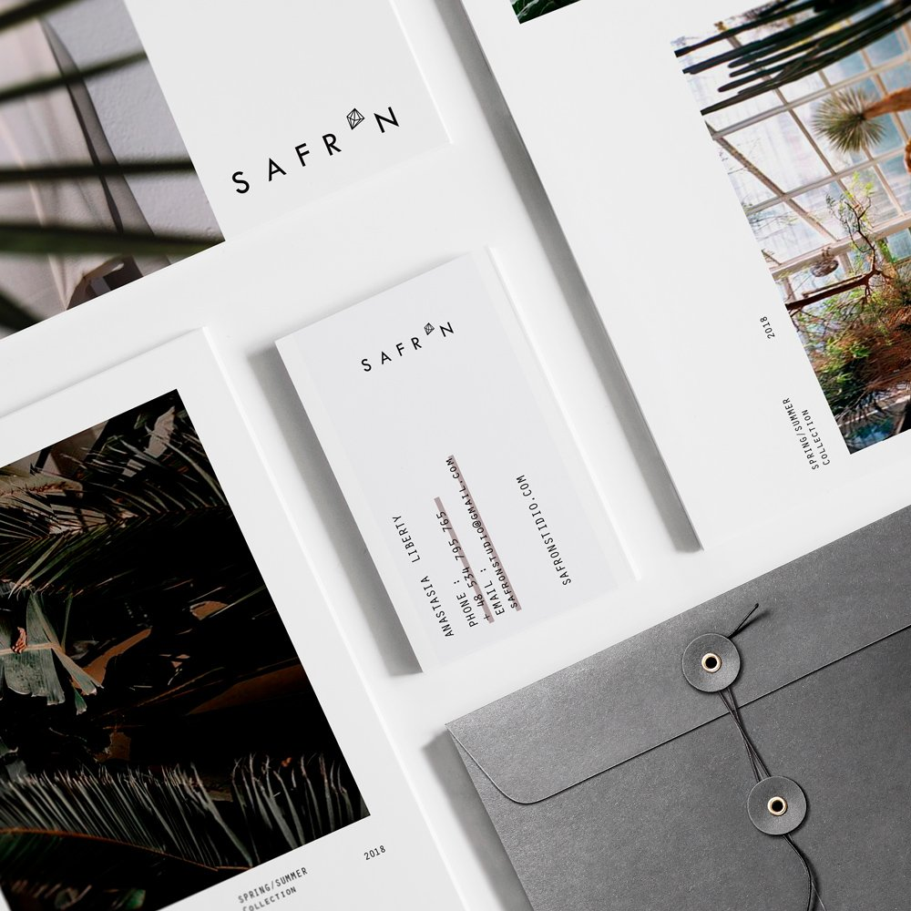 Graphic design - Corporate identity design