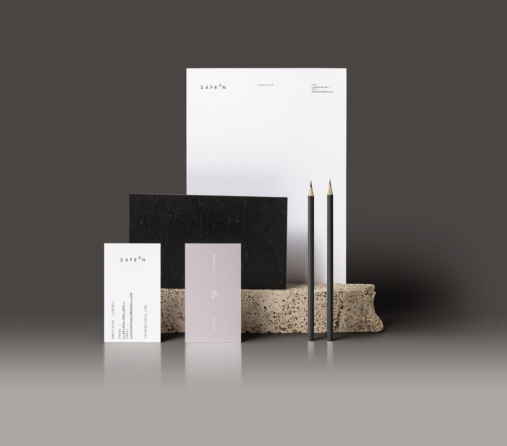 Сorporate identity - branding, leaflet, logo, business cards