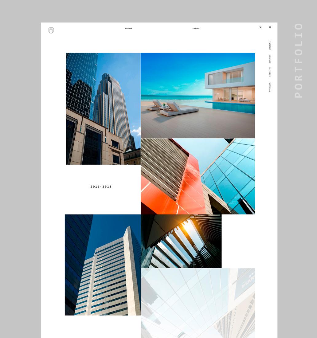 Дизайн сайта - графические услуги Краков