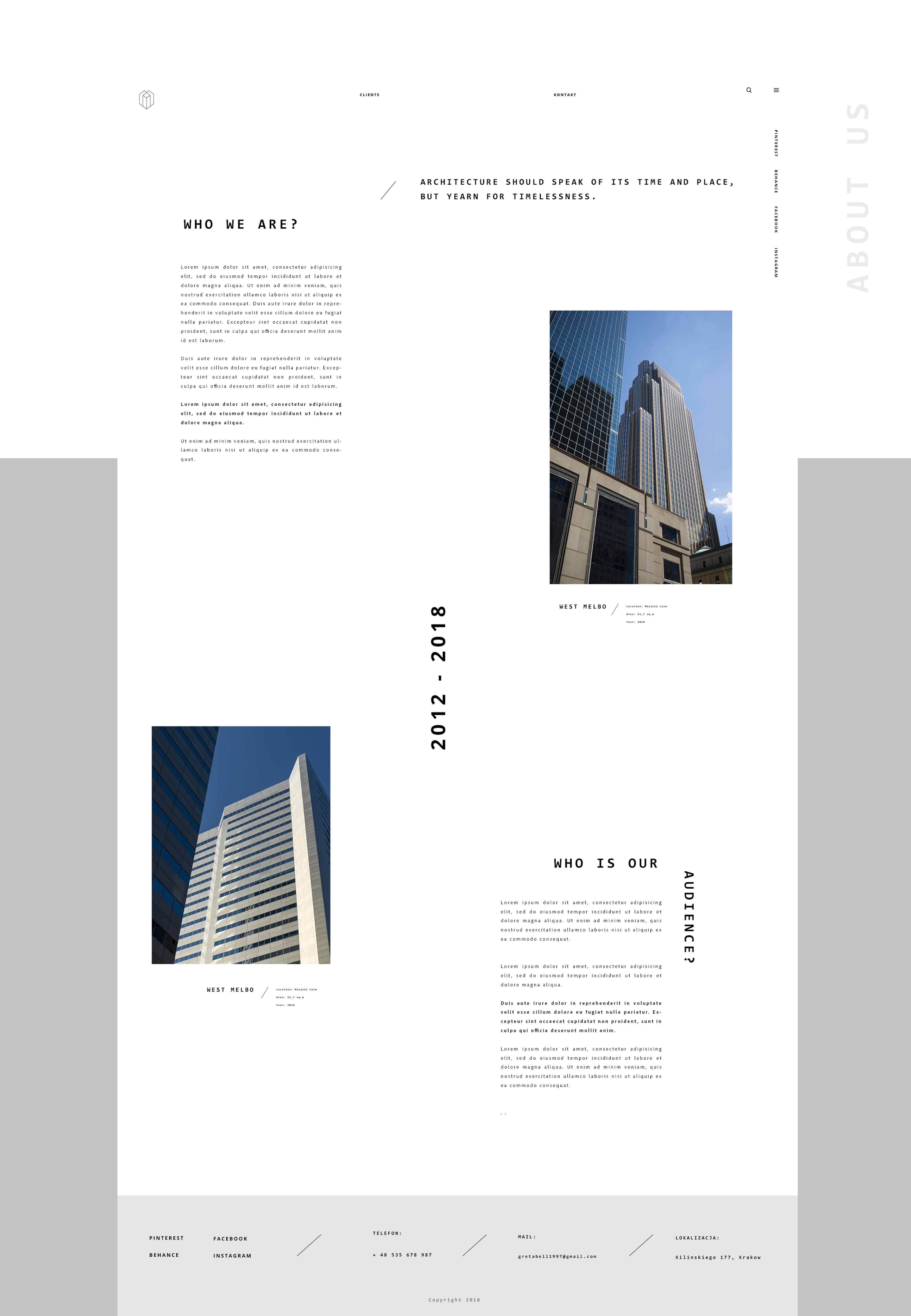 Projekt landing page, sklep internetowy, katalog - indywidualne podejście do każdego